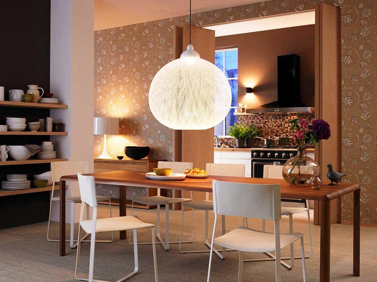 Современная кухня. Организация освещения и декор 4654