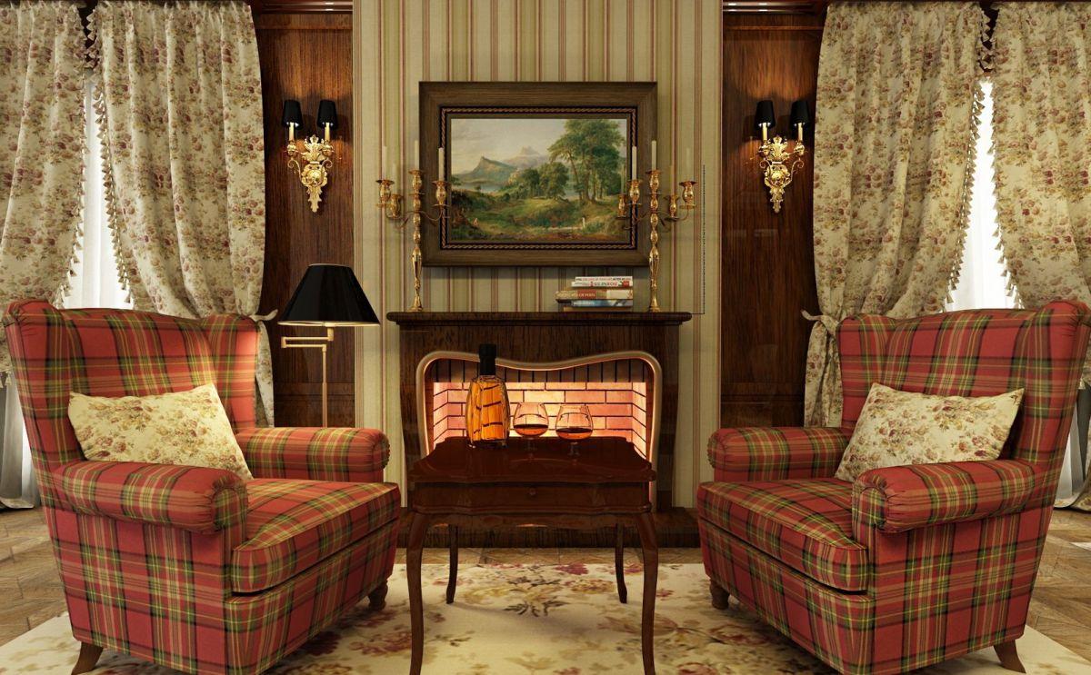 Викторианский стиль для современной квартиры и коттеджа - этикет и традиции, романтика практицизма 4669