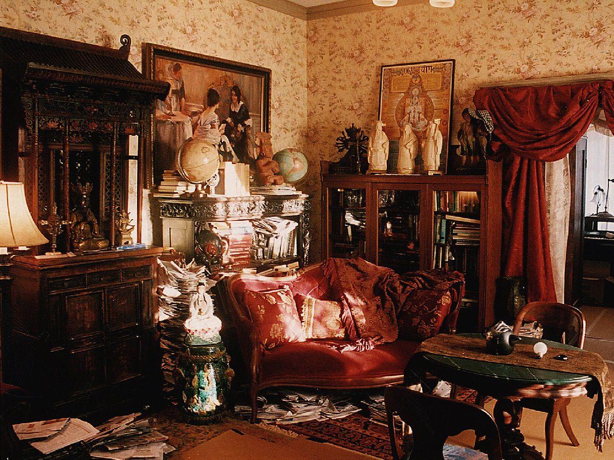 Викторианский стиль для современной квартиры и коттеджа - этикет и традиции, романтика практицизма 4671