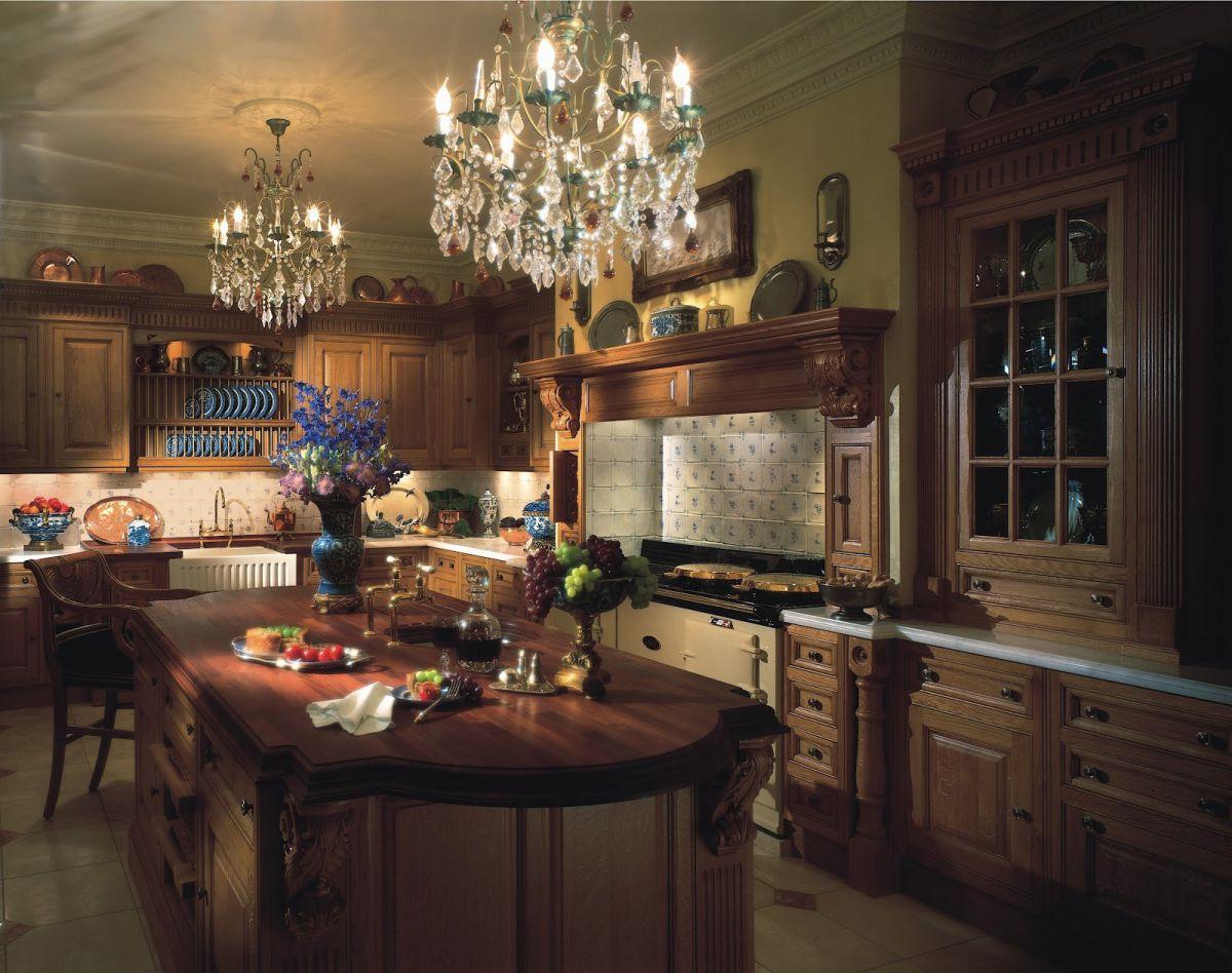 Викторианский стиль для современной квартиры и коттеджа - этикет и традиции, романтика практицизма 4676