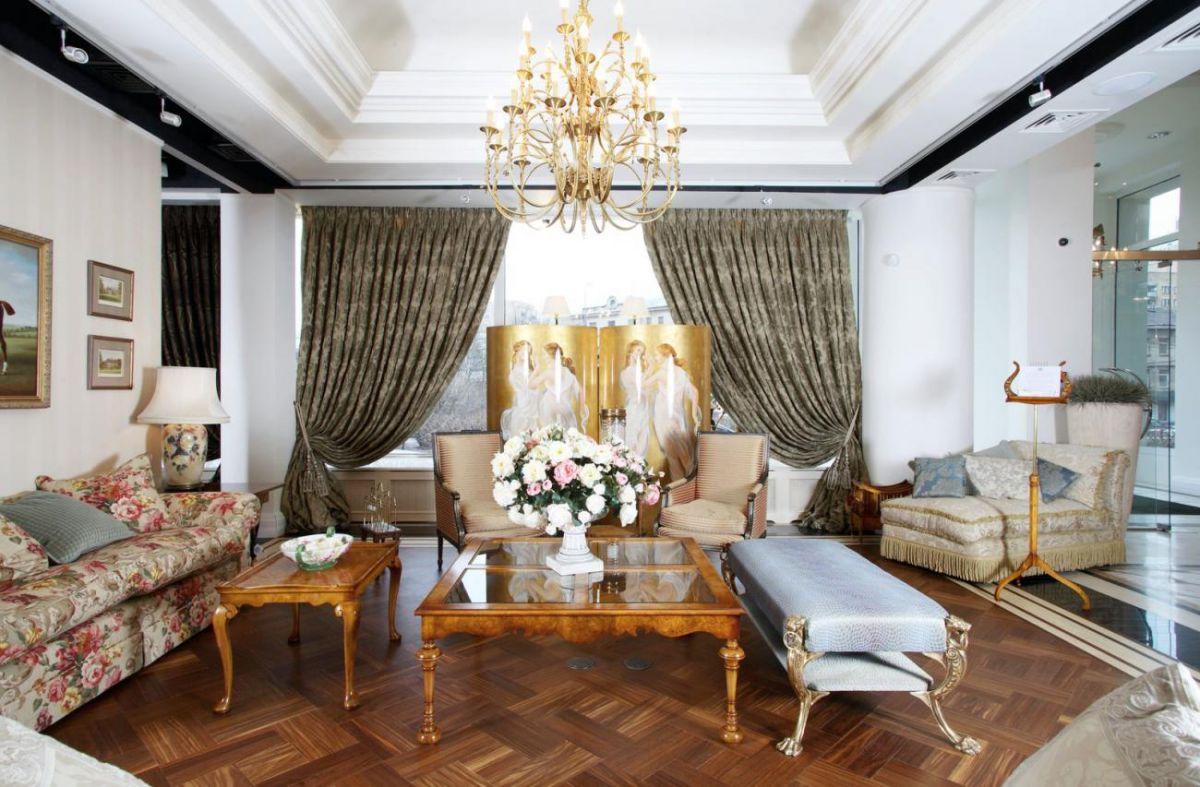 Викторианский стиль для современной квартиры и коттеджа - этикет и традиции, романтика практицизма 4678
