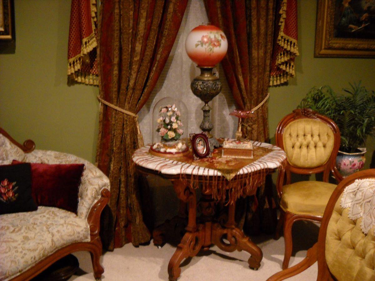 Викторианский стиль для современной квартиры и коттеджа - этикет и традиции, романтика практицизма 4679