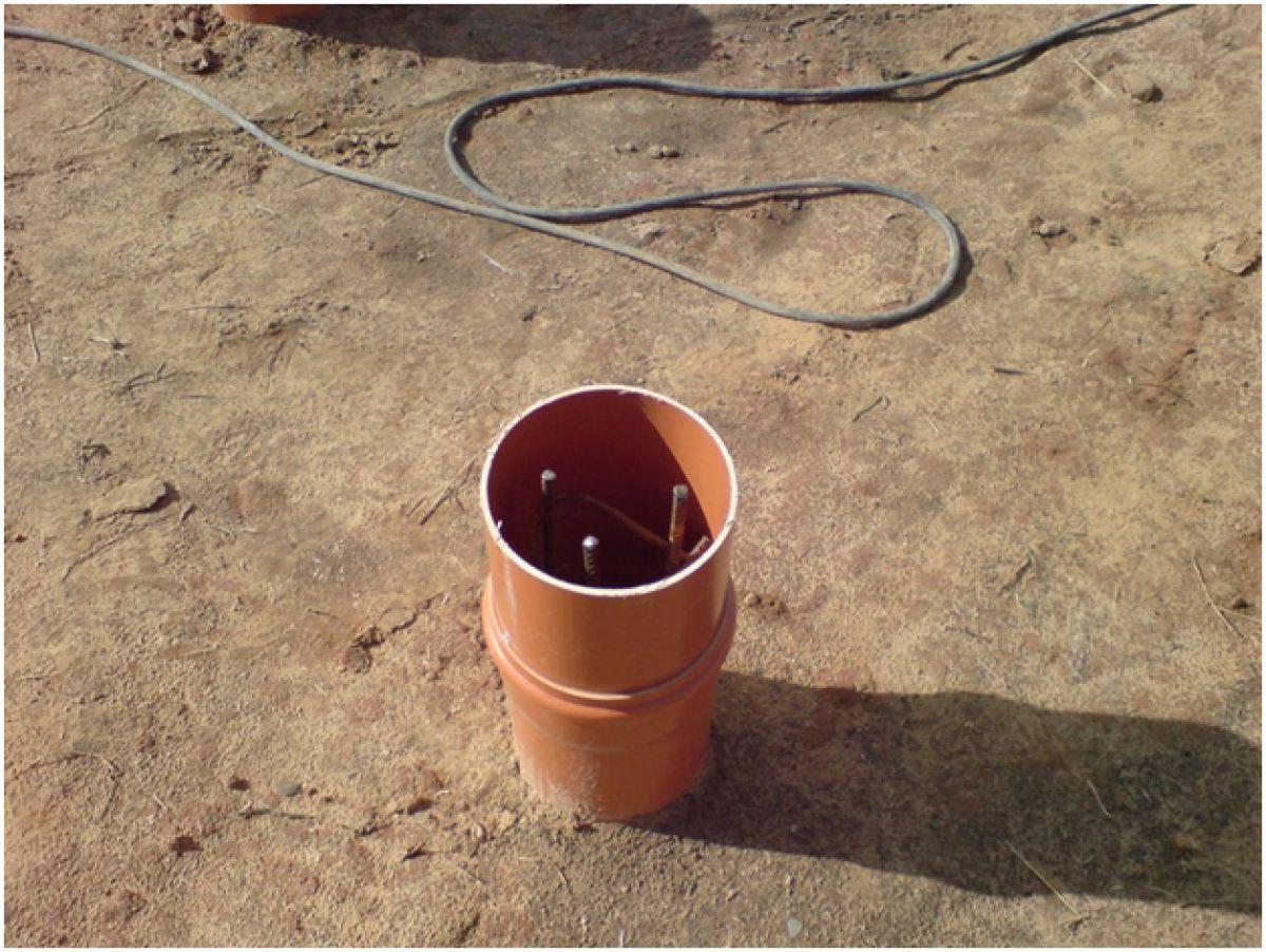 Фундамент из труб ПВХ своими руками - как сделать 12