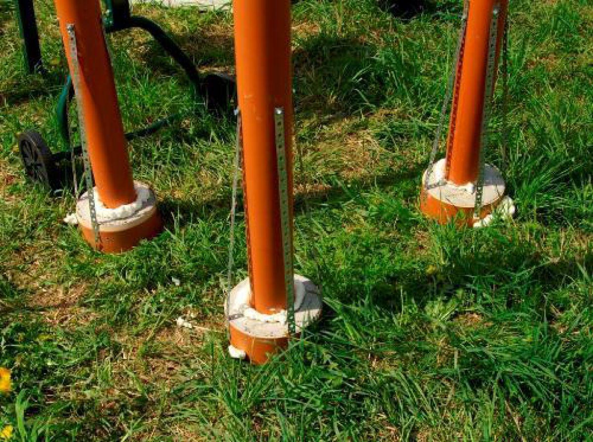 Фундамент из пластиковых труб. Особенности, преимущества, технология устройства 4786