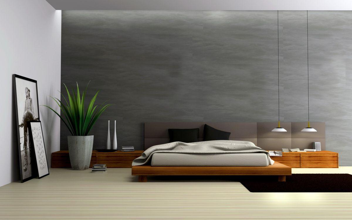 Выбор обоев для спальни. Фактуры, цвета, стили и нюансы  4797