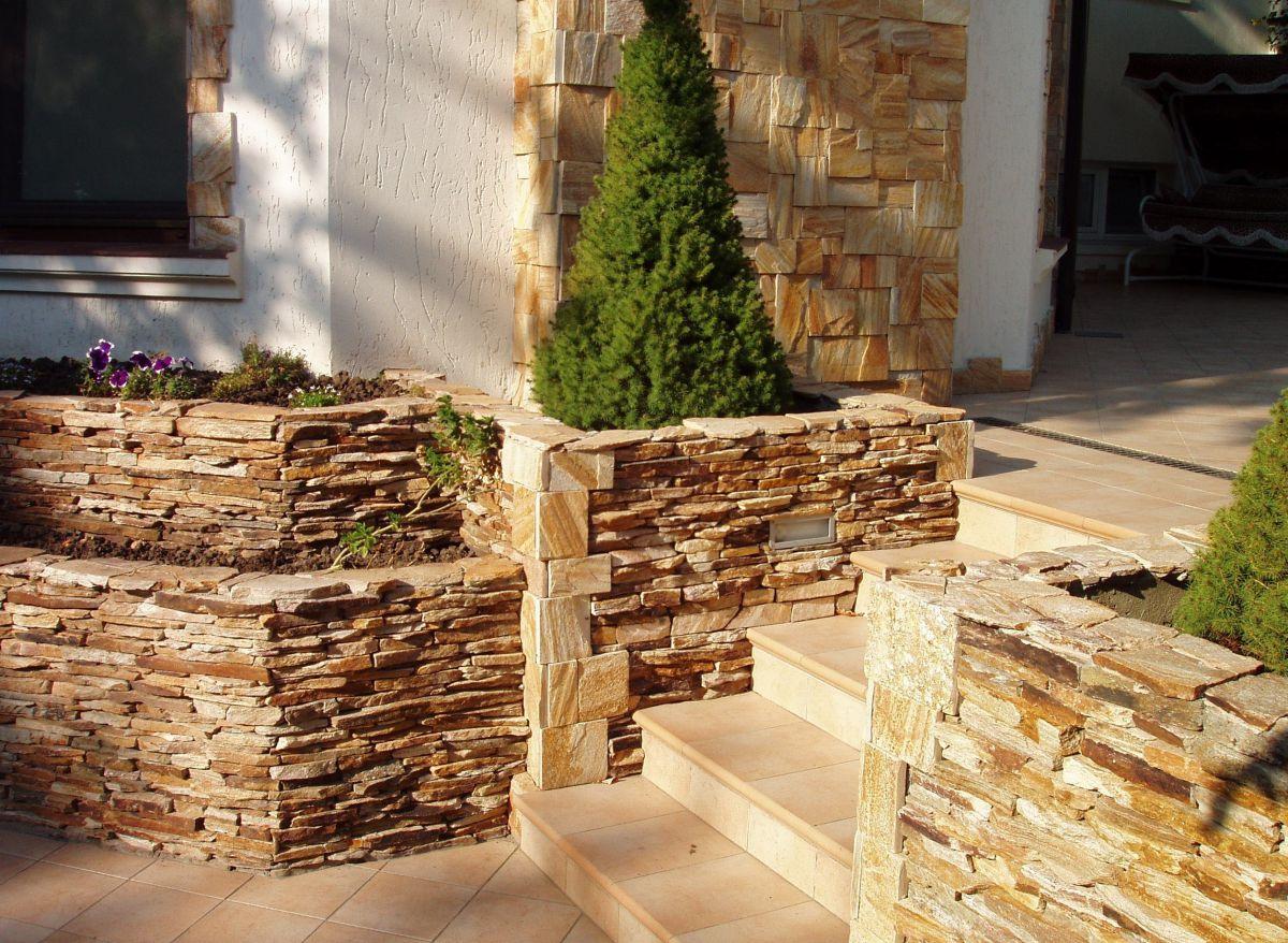 Отделка искусственным камнем, сделанным своими руками. Изготовление камня в домашних условиях 4837