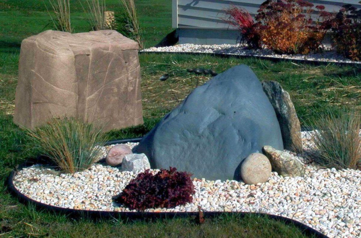 Отделка искусственным камнем, сделанным своими руками. Изготовление камня в домашних условиях 4841