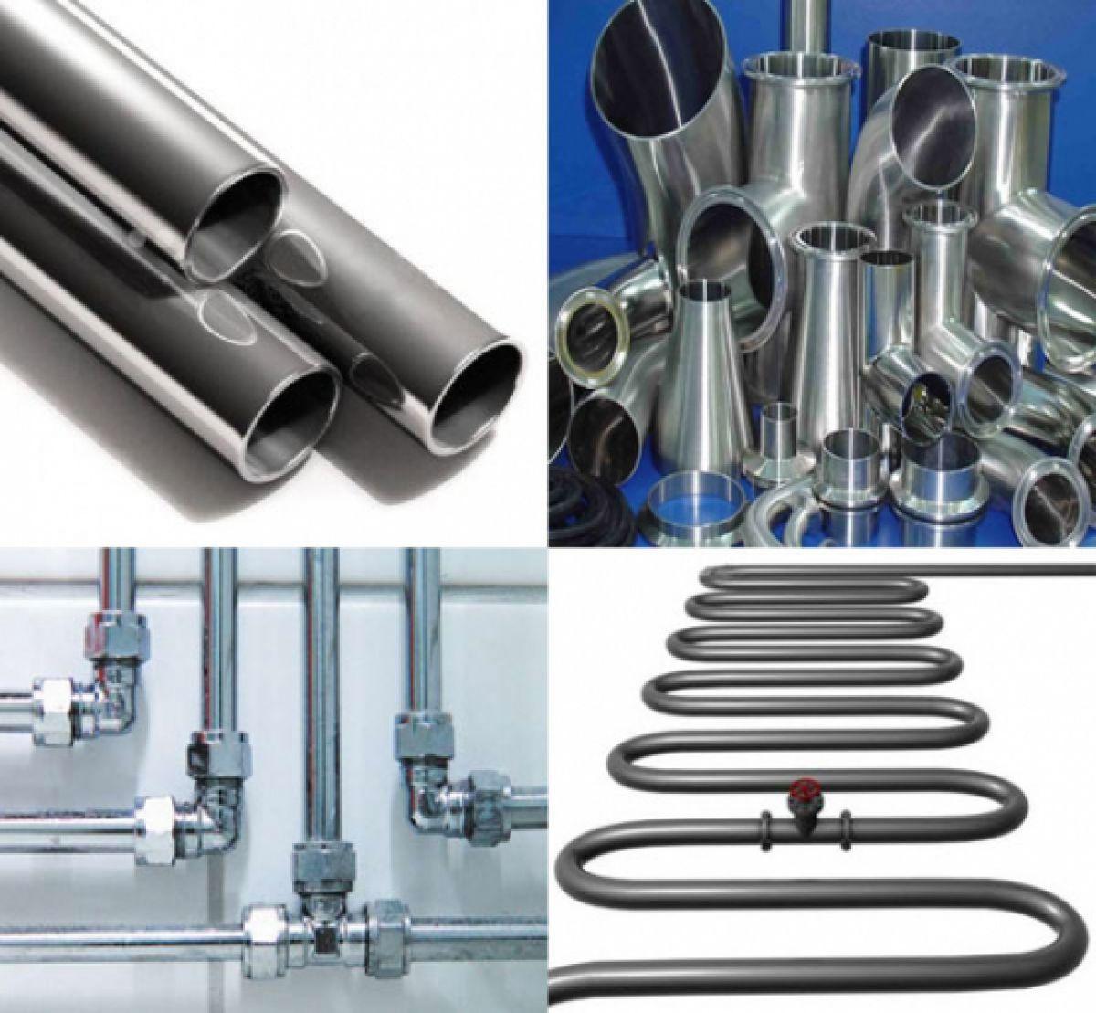 Отопление частного дома. Трубы - виды, особенности и выбор. Металлические трубы 4857