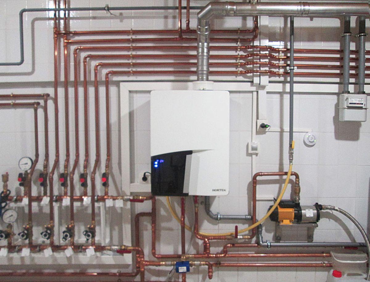 Отопление частного дома. Трубы - виды, особенности и выбор. Металлические трубы 4859