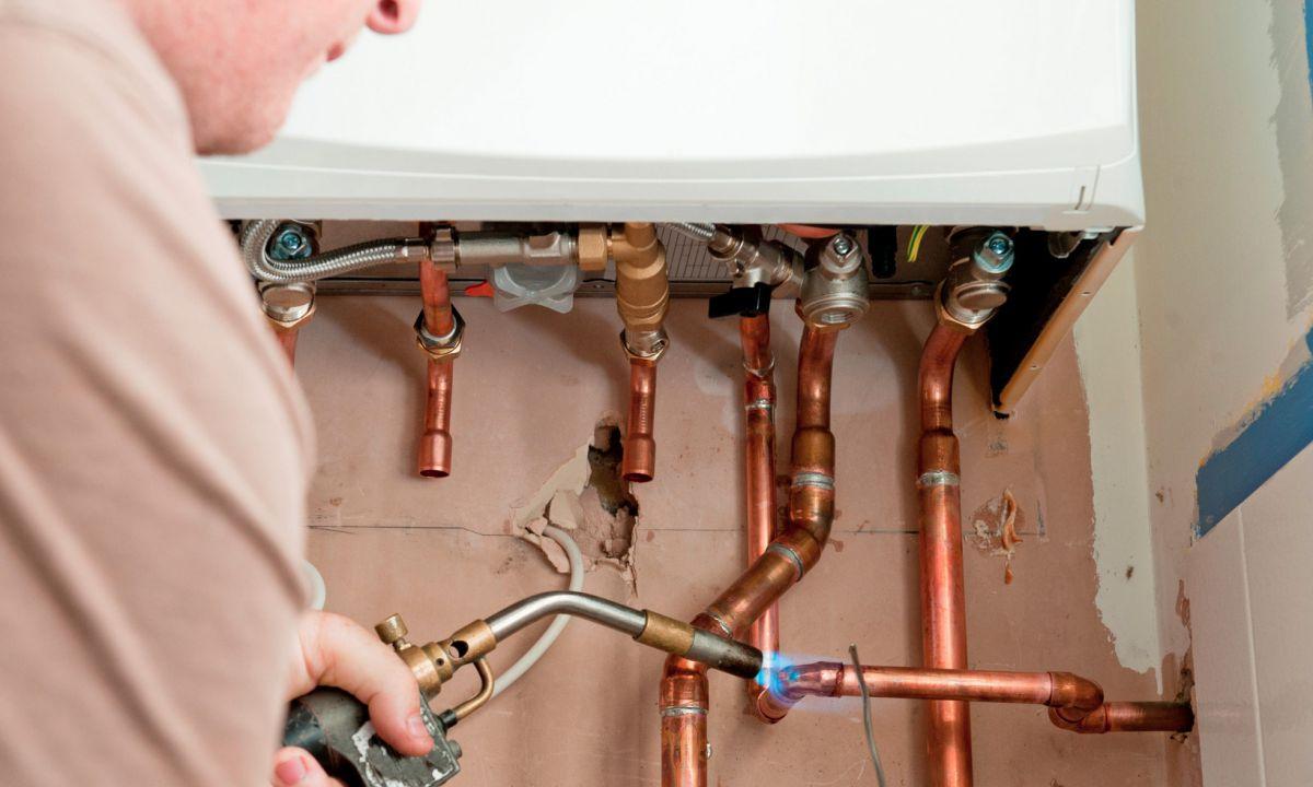 Отопление частного дома. Трубы - виды, особенности и выбор. Металлические трубы 4861