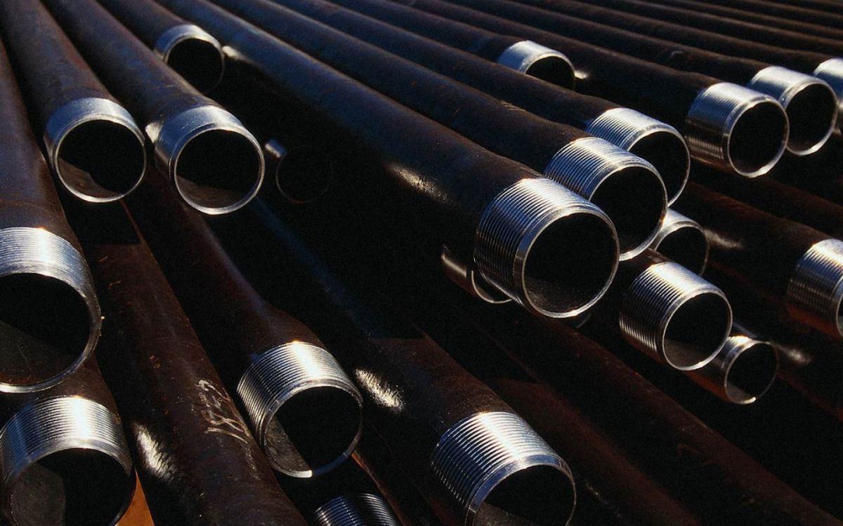 Отопление частного дома. Трубы - виды, особенности и выбор. Металлические трубы 4864