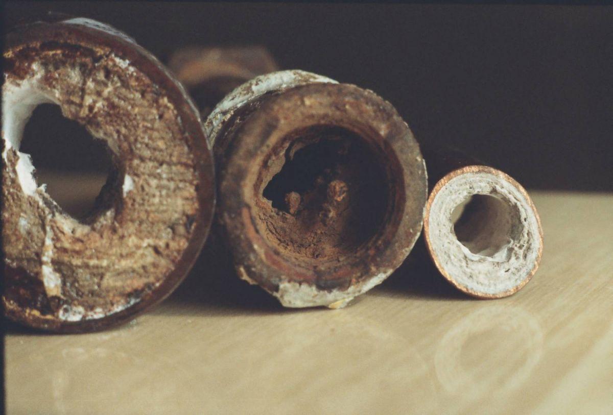 Отопление частного дома. Трубы - виды, особенности и выбор. Металлические трубы 4869