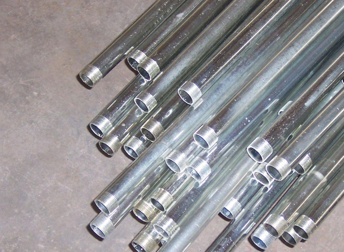 Отопление частного дома. Трубы - виды, особенности и выбор. Металлические трубы 4873