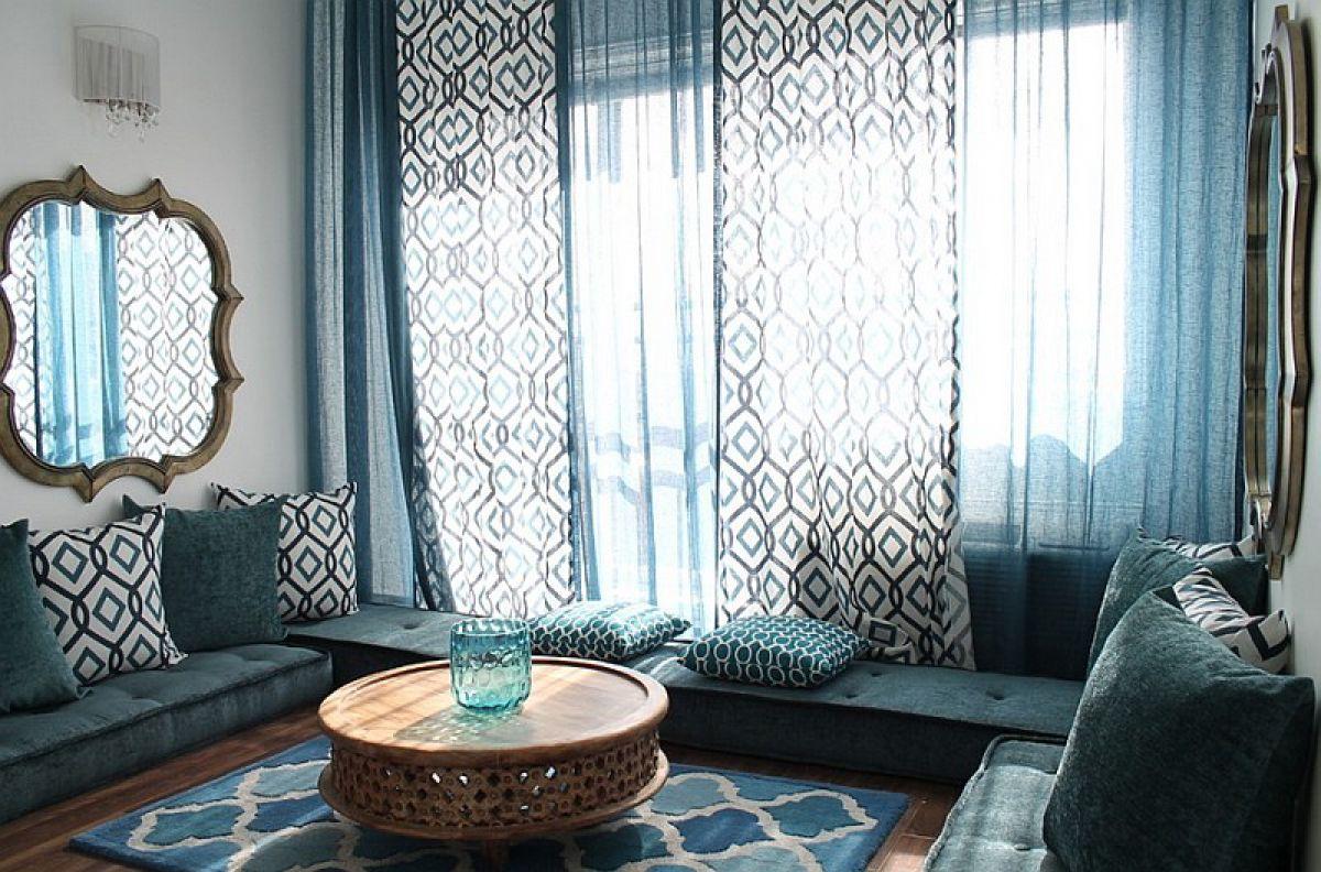Интерьерный стиль Марокко - парадокс эклектики и уют экзотики 4886