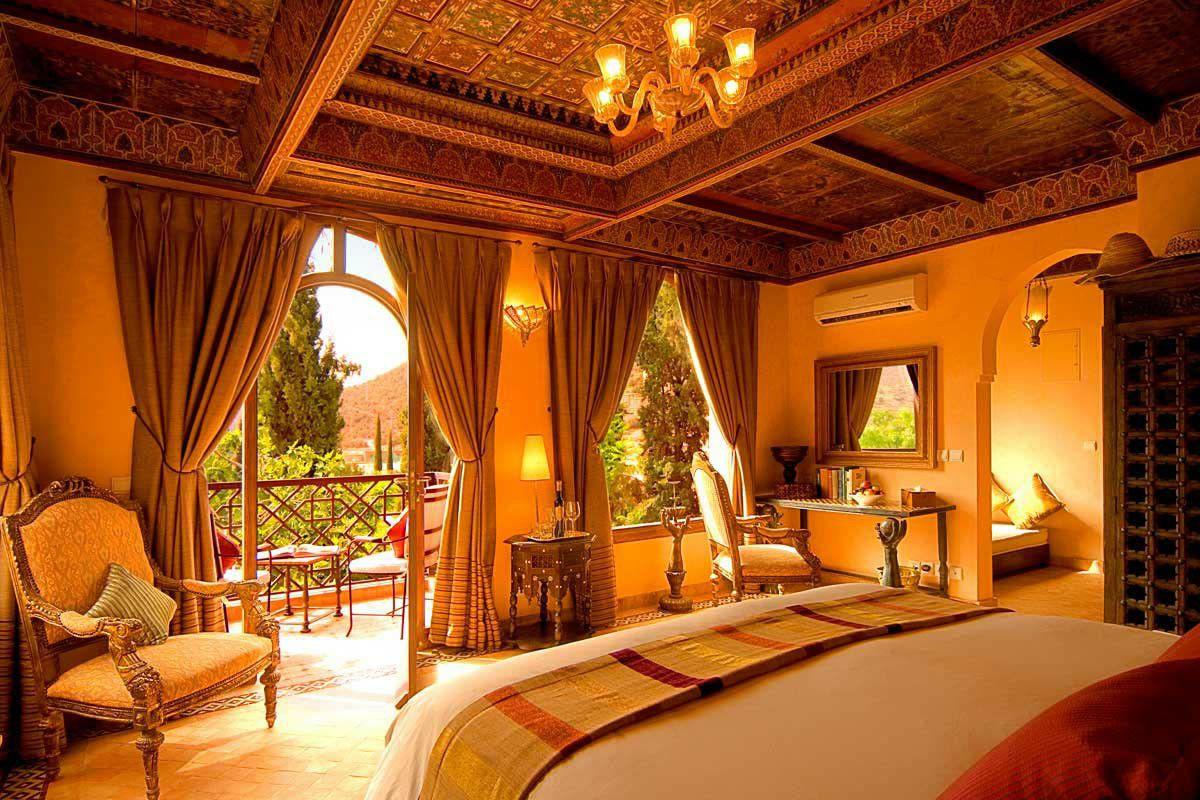 Интерьерный стиль Марокко - парадокс эклектики и уют экзотики 4892