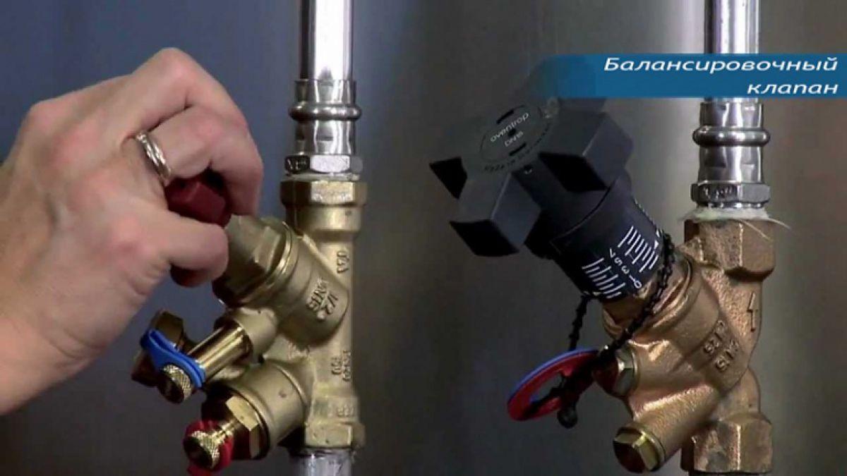 Нормальное рабочее давление в системе отопления 4910