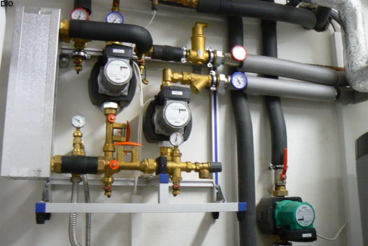 Нормальное рабочее давление в системе отопления 4915
