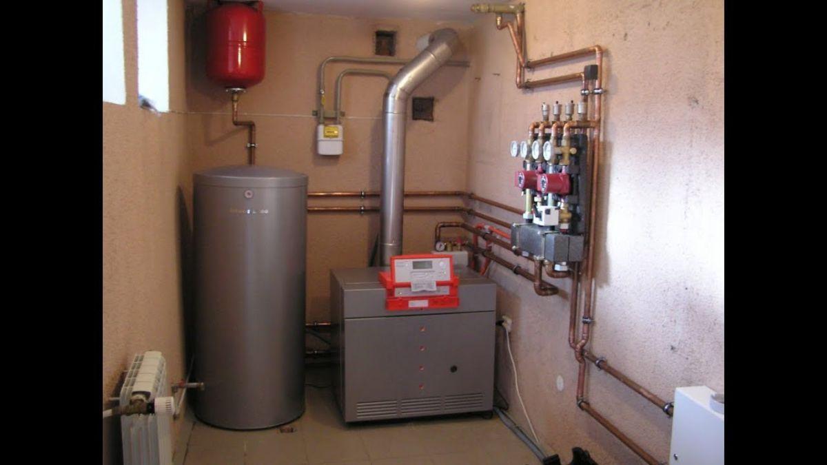 Нормальное рабочее давление в системе отопления 4916