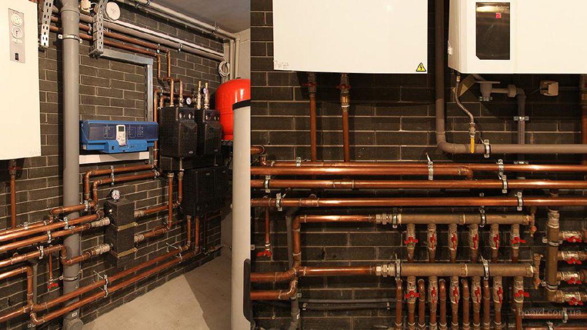 Автономное отопление квартиры и частного дома. Контроль и стабилизация рабочего давления 4922