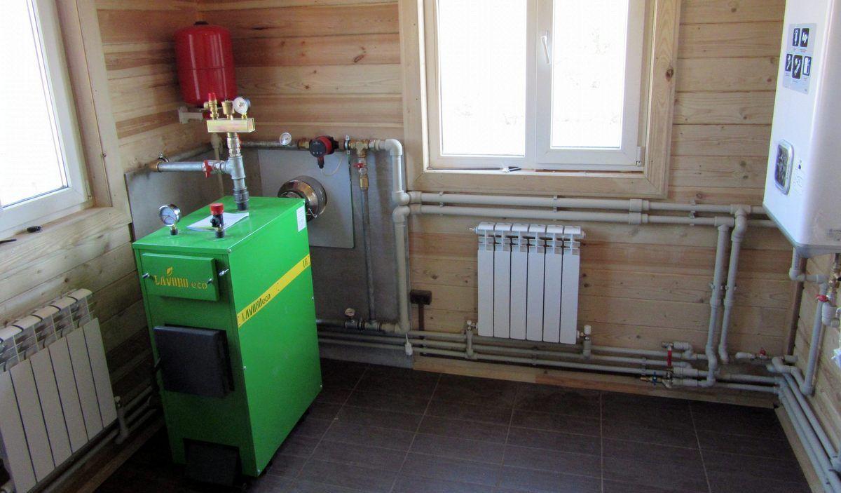 Автономное отопление квартиры и частного дома. Контроль и стабилизация рабочего давления 4924