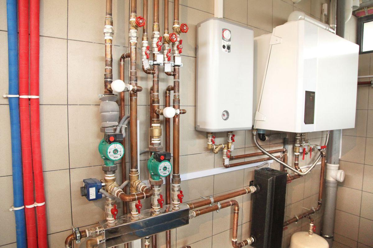 Автономное отопление квартиры и частного дома. Контроль и стабилизация рабочего давления 4925