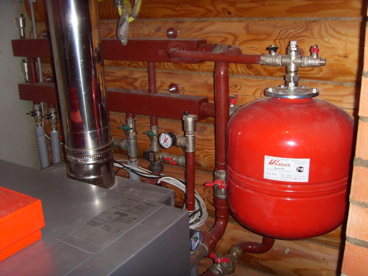 Автономное отопление квартиры и частного дома. Контроль и стабилизация рабочего давления 4930