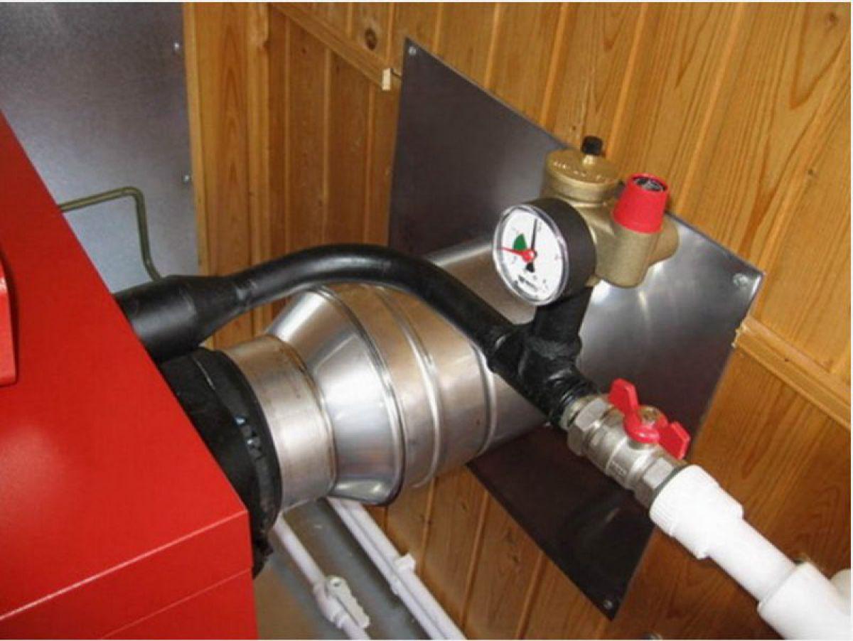 Автономное отопление квартиры и частного дома. Контроль и стабилизация рабочего давления 4934