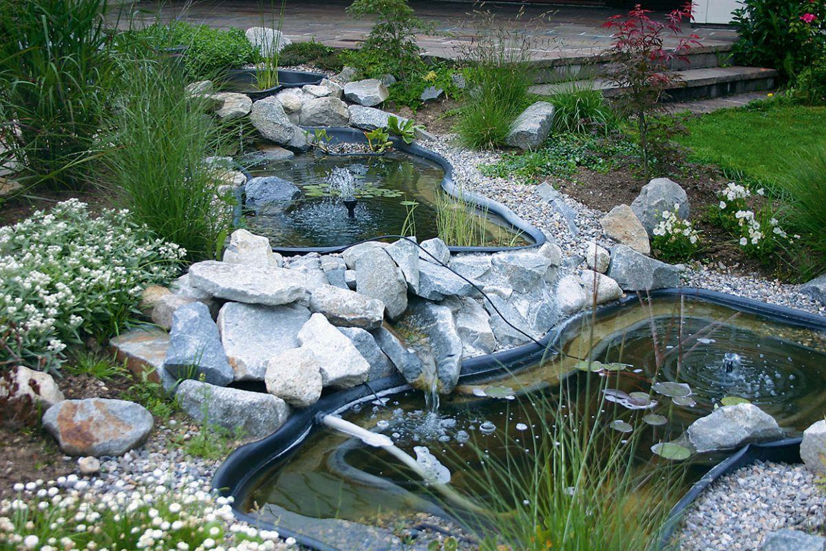 Водоемы и пруды на загородном участке. Методы очистки пруда, виды фильтров 4989