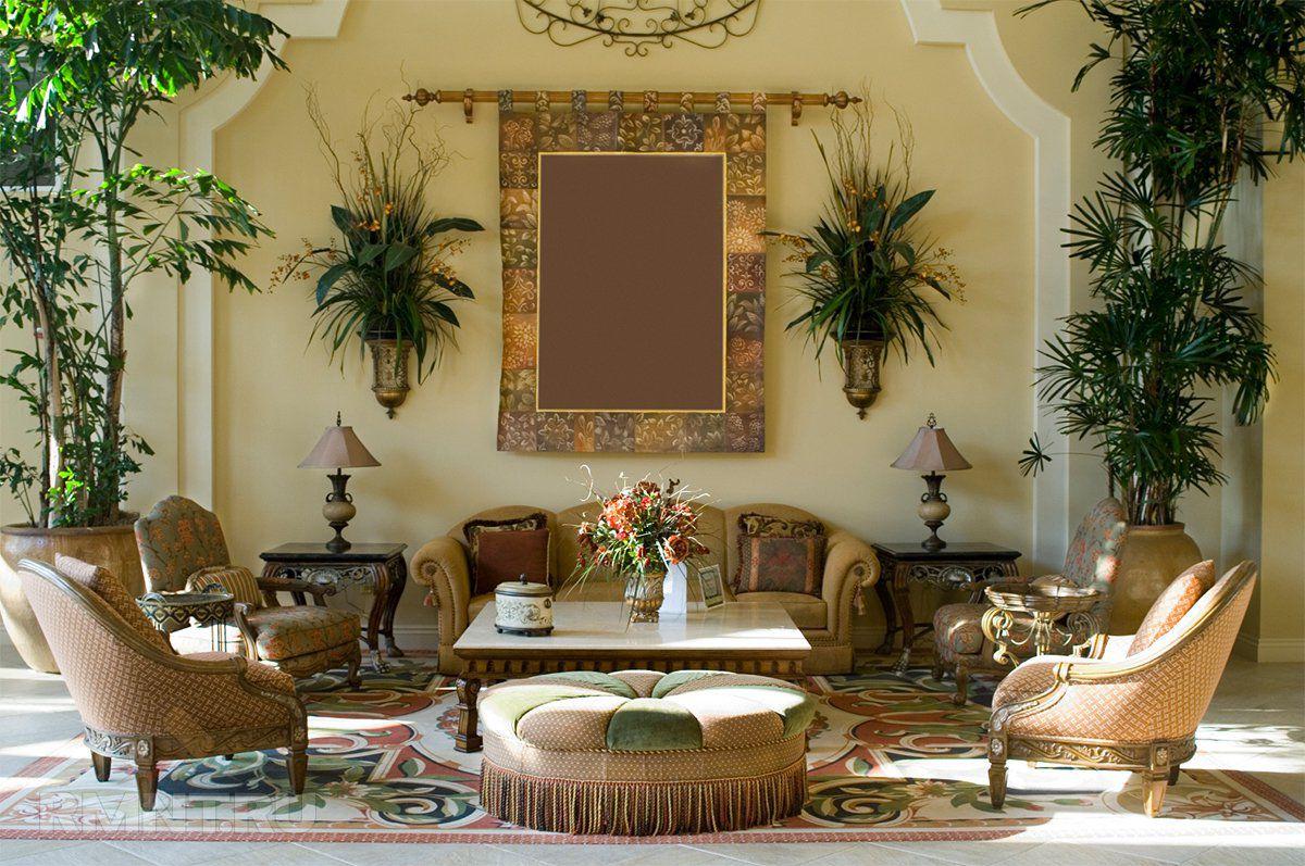 Средиземноморский интерьерный стиль - атмосфера теплого ветра, моря и солнца в домашнем уюте 4994