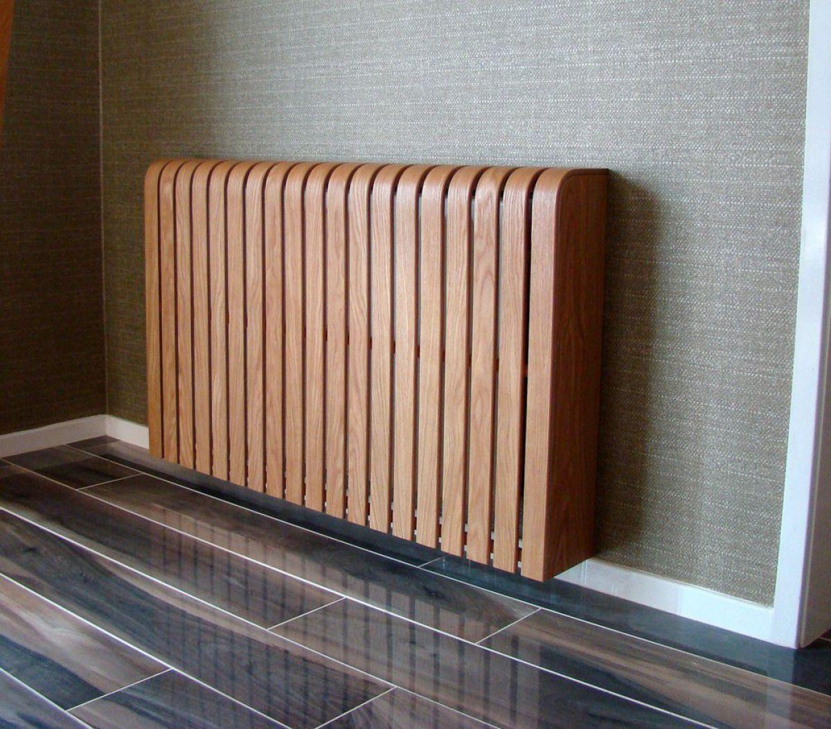 Отопительный радиатор в дизайне интерьера - стиль, бюджет и фантазия 5003