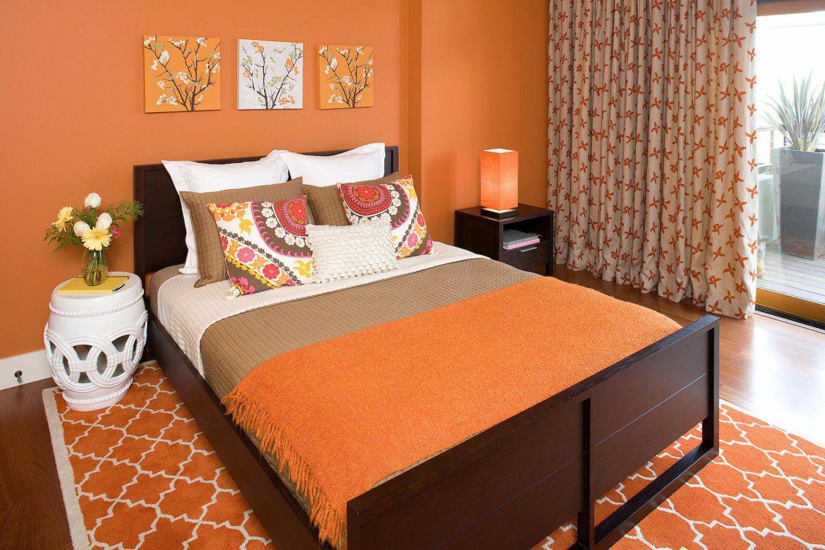 Персиковый цвет в интерьере 5090