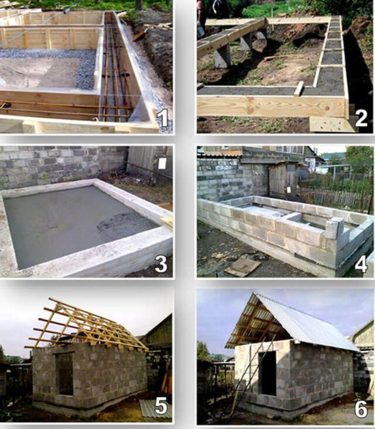 Баня - выбор материала для постройки 5118