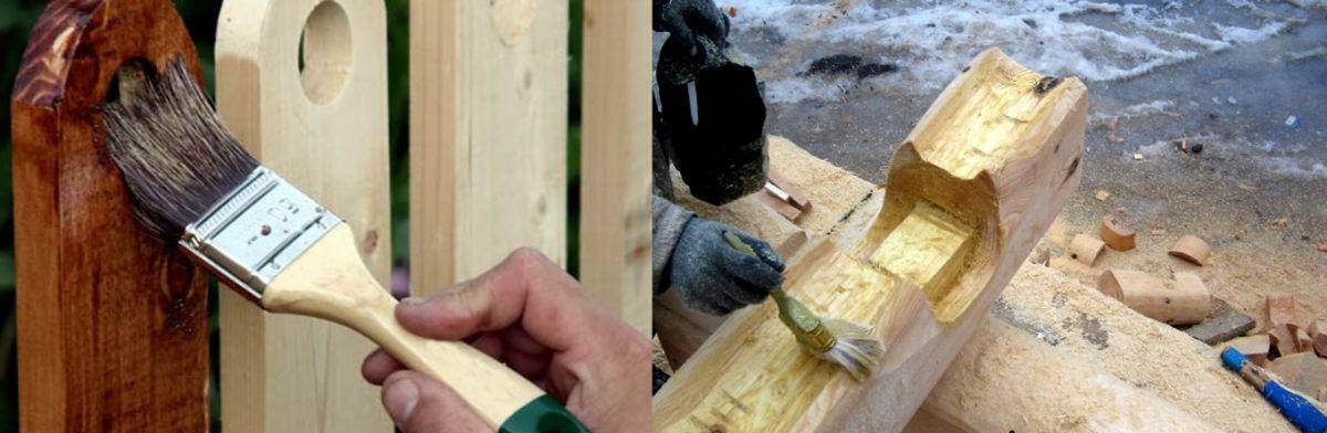 Антисептики для древесины 5132