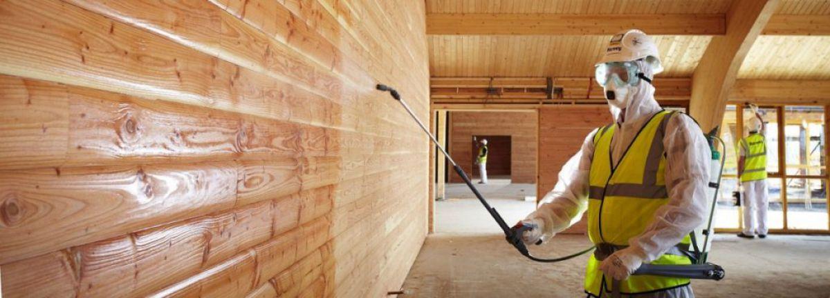 Антипирен для древесины 5139
