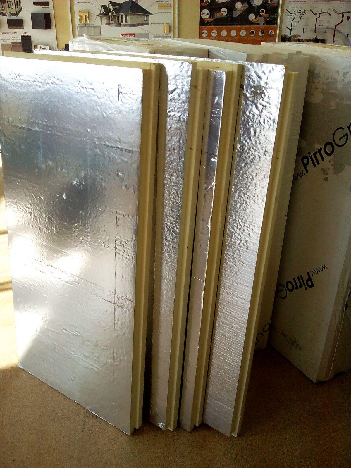Плиты PIR – современная теплоизоляция 5191