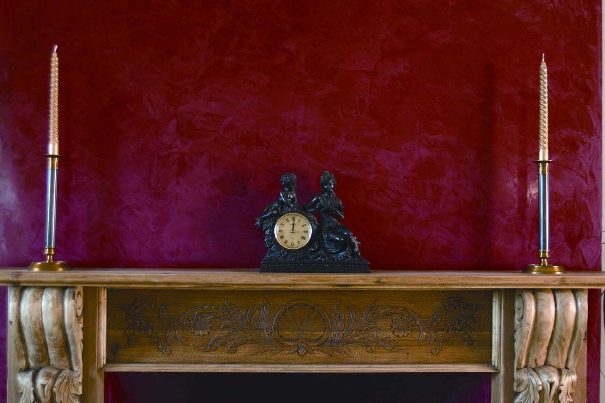 Венецианская штукатурка стен 5252
