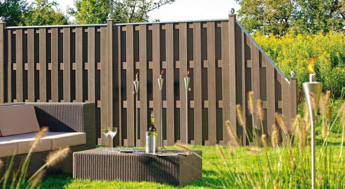 Деревянный забор 5332