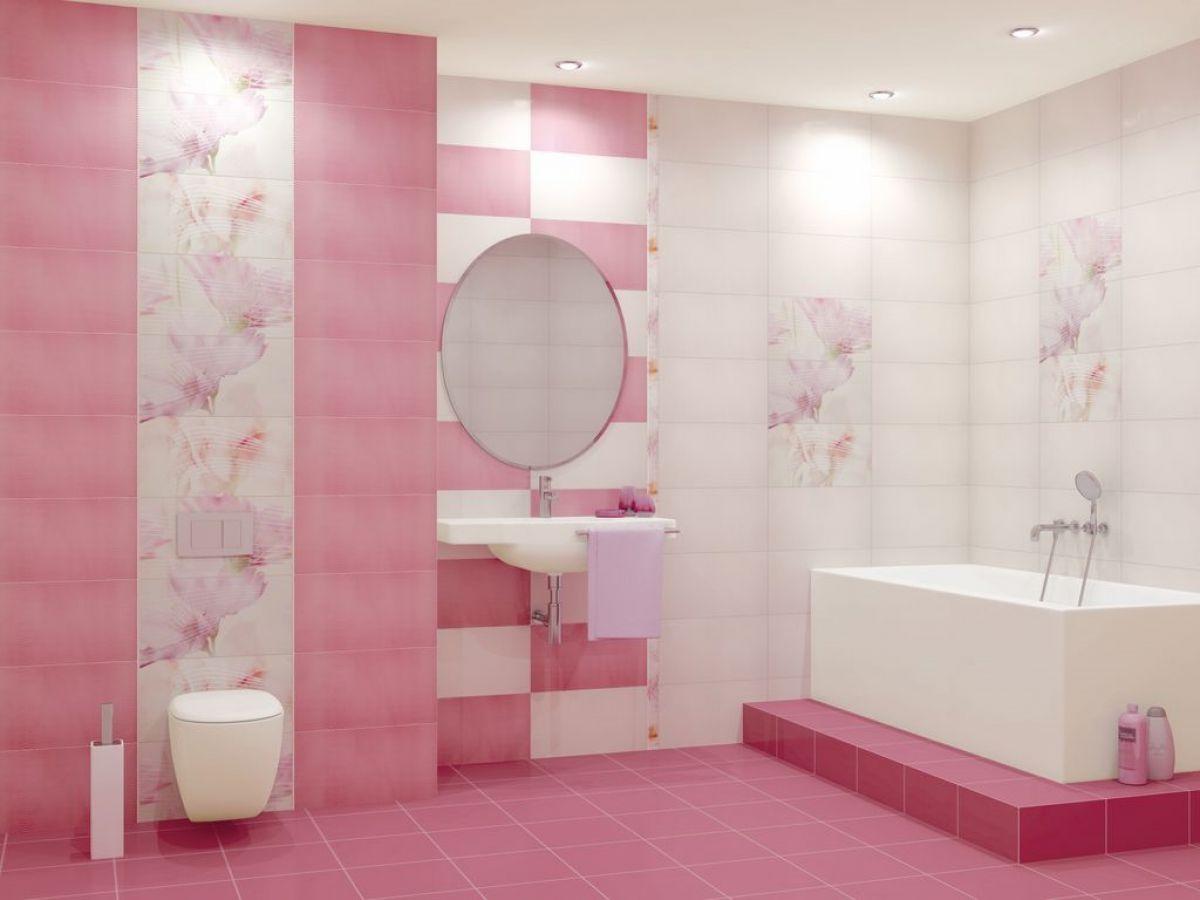 Розовый цвет в интерьере 5355