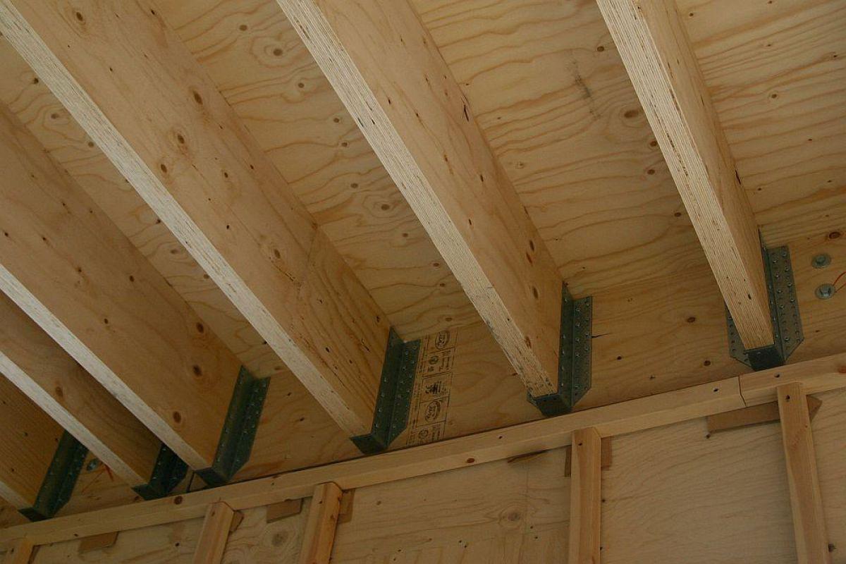 Крыша каркасного дома своими руками 5748