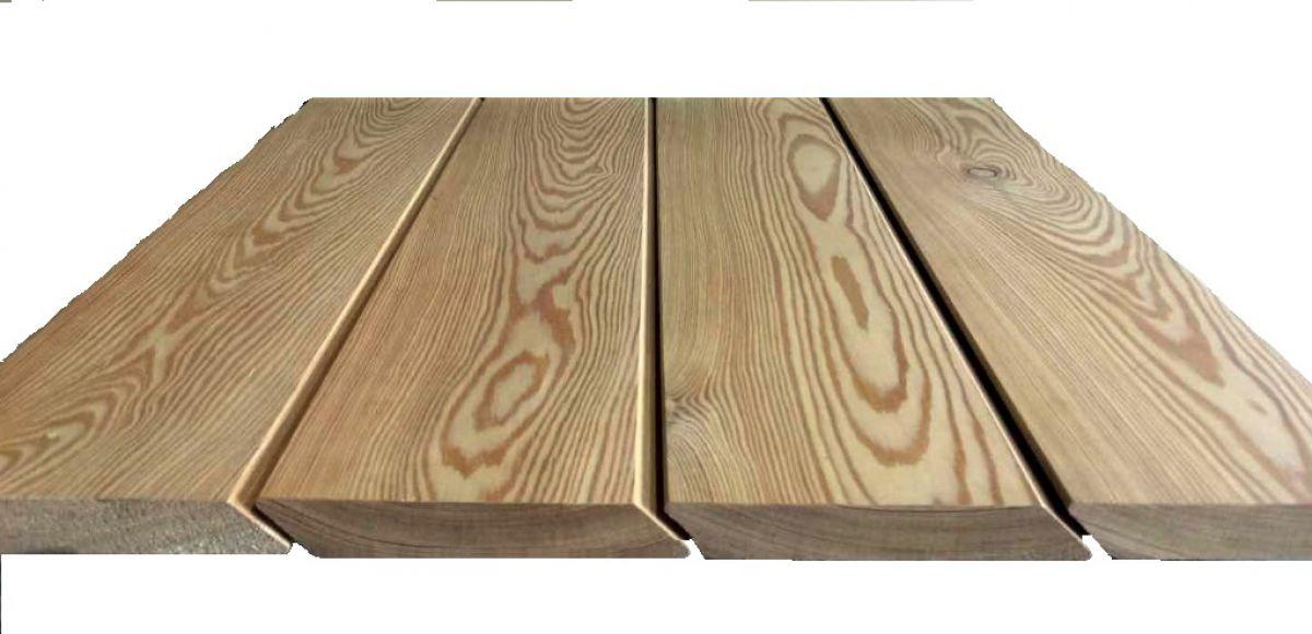 Обшивка дома деревянным сайдингом 5766