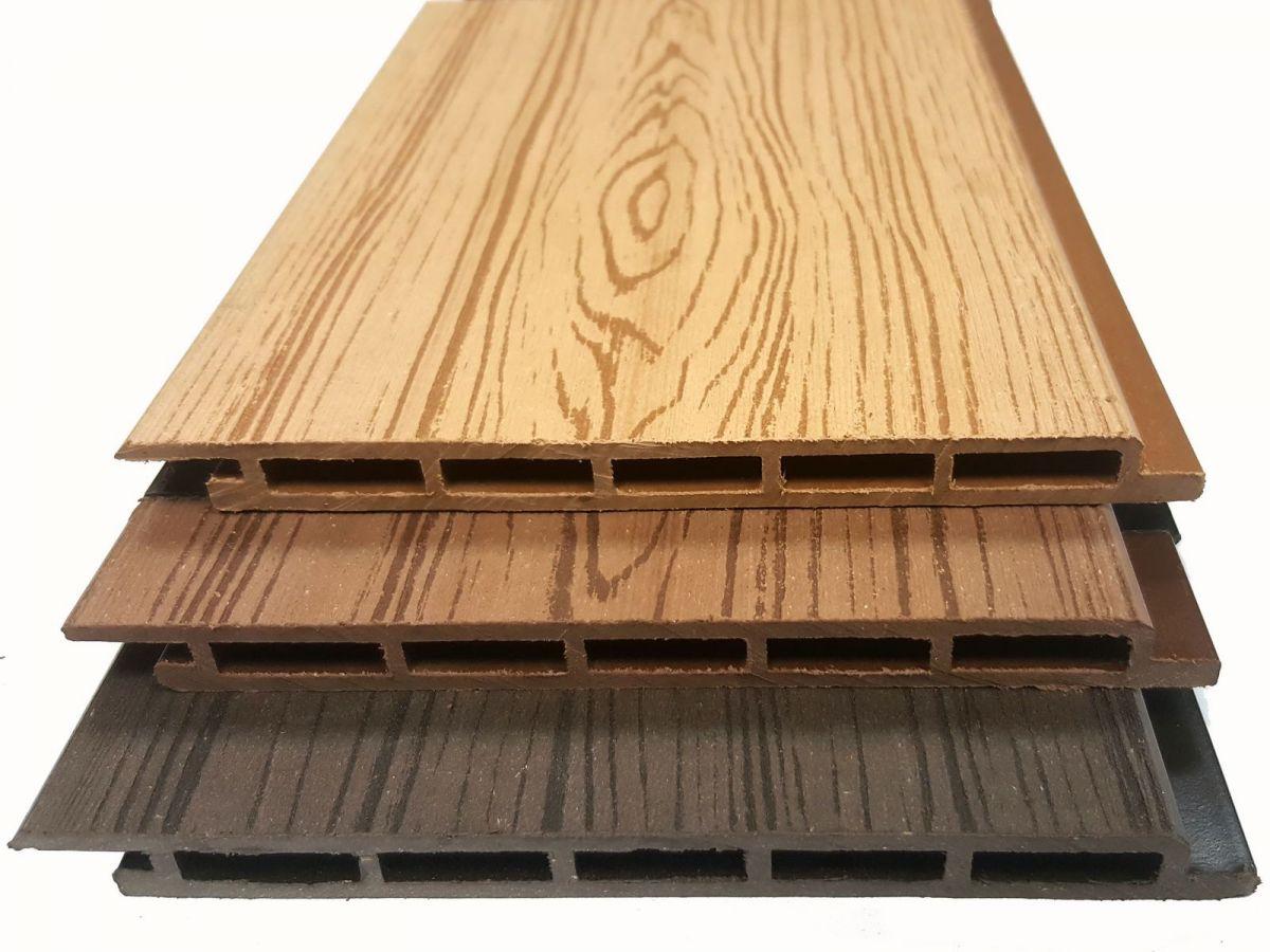Обшивка дома деревянным сайдингом 5768
