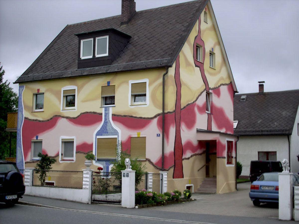 Покраска фасада дома 5920