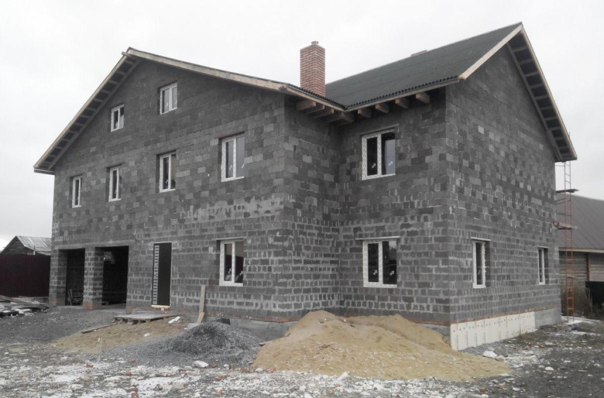 Арболитовые блоки 5942