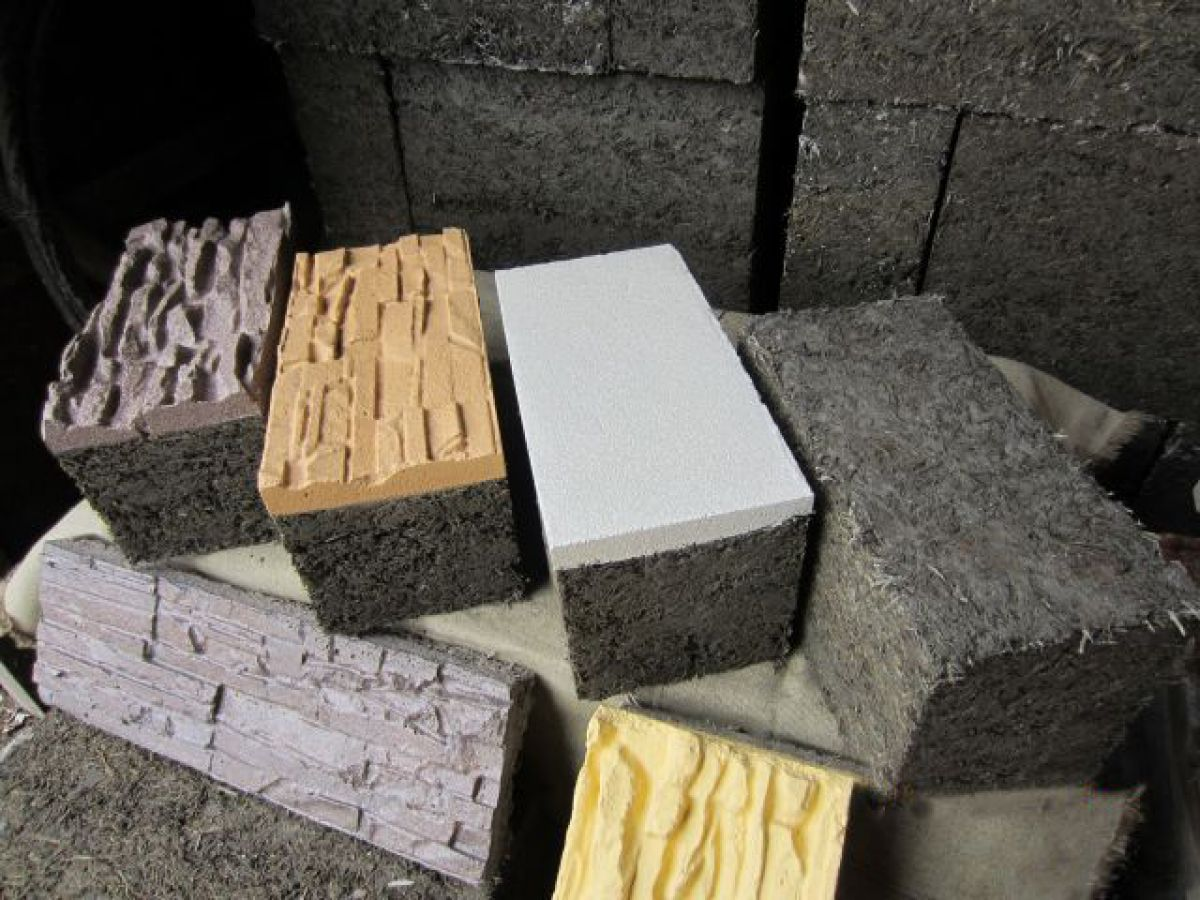 Арболитовые блоки своими руками 5954