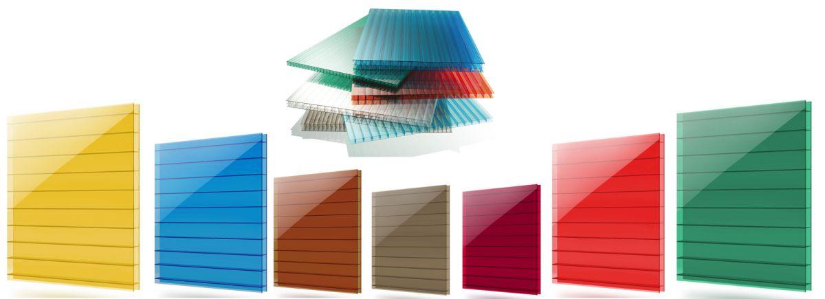 Цвет поликарбоната для навеса 5983