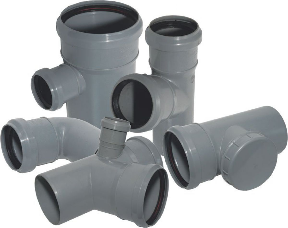 Фитинги для канализации 6564