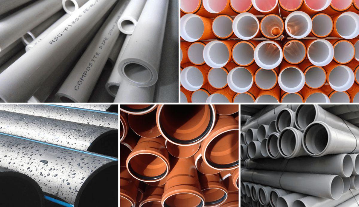 Материал канализационных труб 6596