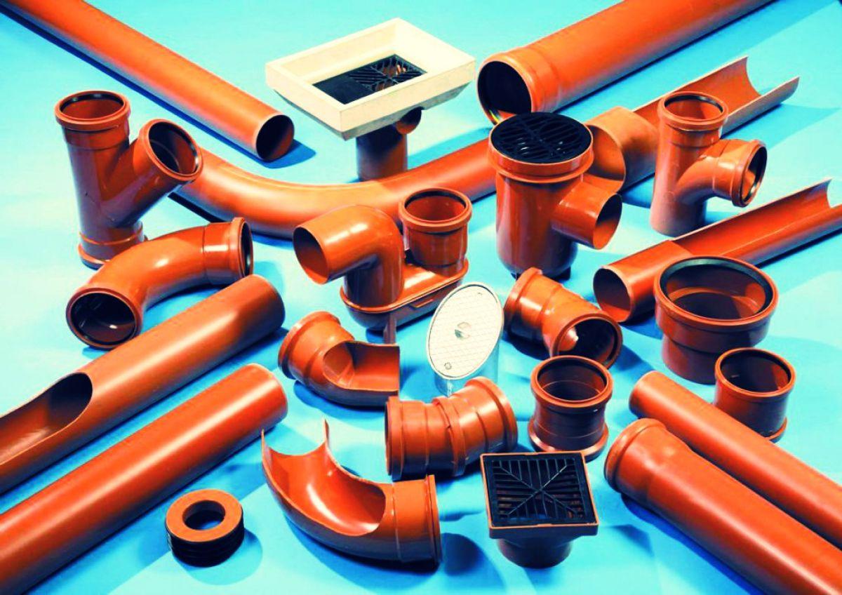 Материал канализационных труб 6598