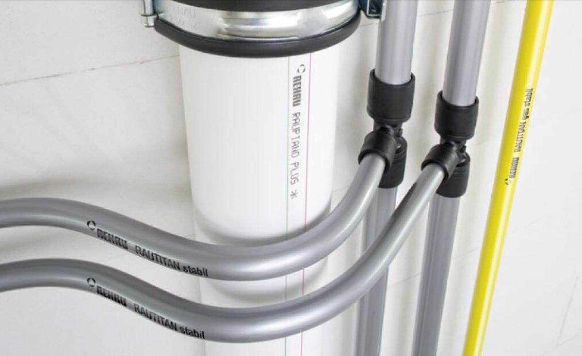 Материал канализационных труб 6601