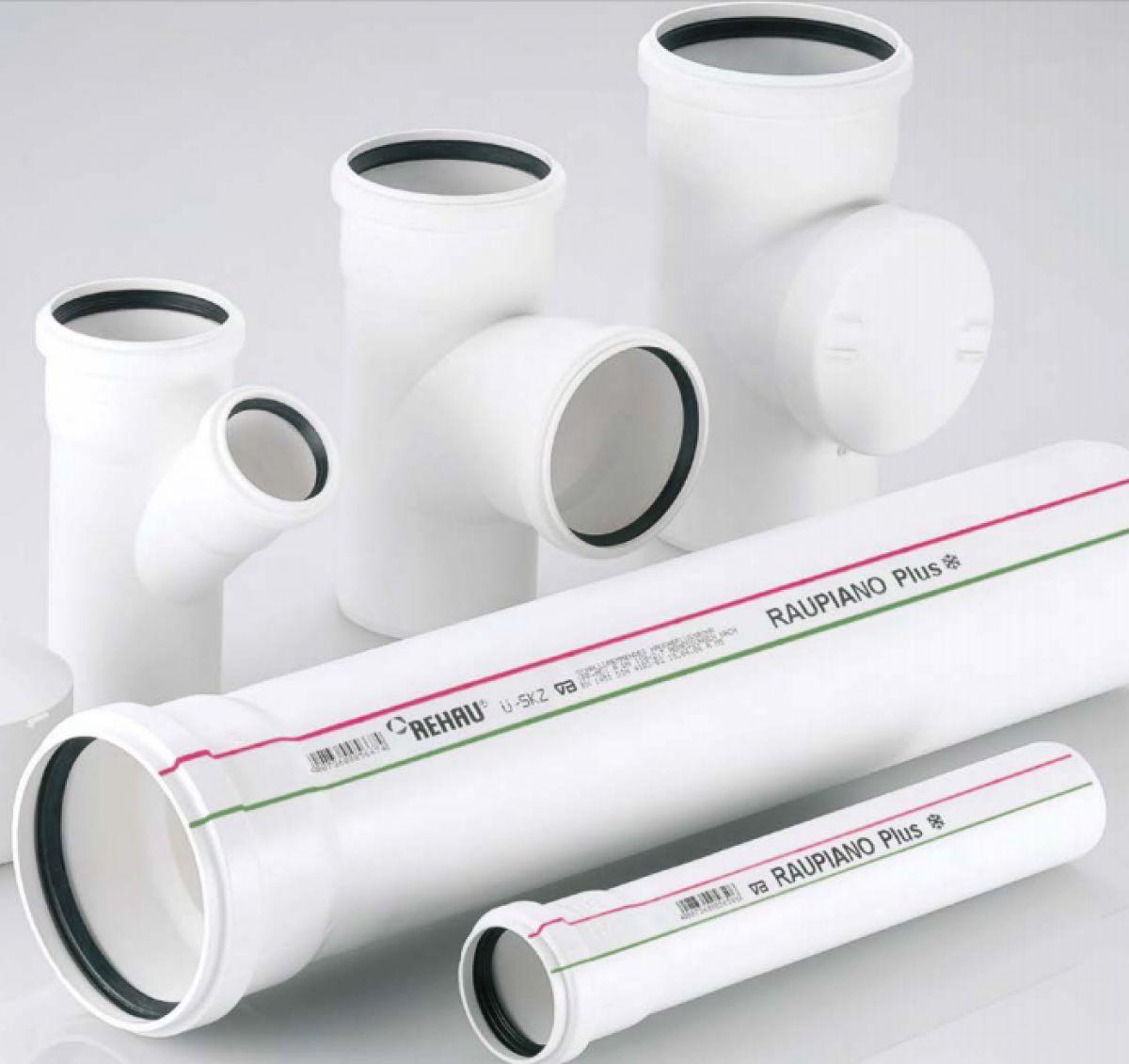 Материал канализационных труб 6602